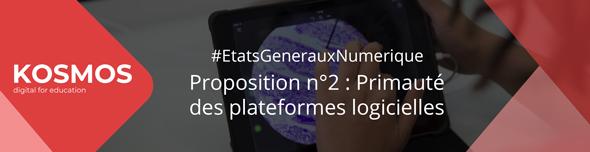 EGN 2 - Primauté des plateformes logicielles