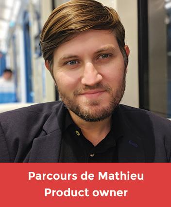 Mathieu - témoignage Kosmos