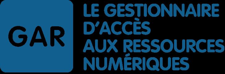 GAR education : Gestionnaire d'Accès aux Ressources