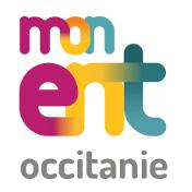 logo mon ENT Occitanie