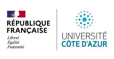 Université Côté d'Azur - Site web Kosmos