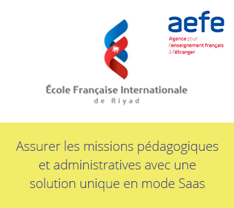 Étude de cas - École française Riyad - Kosmos